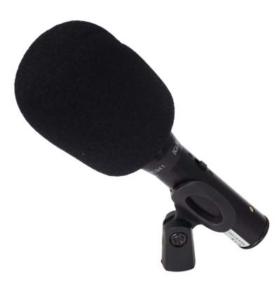 Microfono direzionale a condensatore