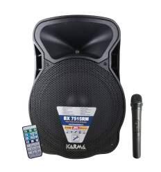 Diffusore amplificato da 350W con radiomicrofono