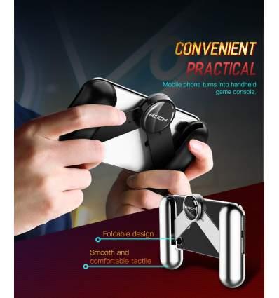 Smartphone grip per gaming