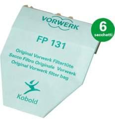 Sacchetti Vorwerk ORIGINALI per VK130 e VK131