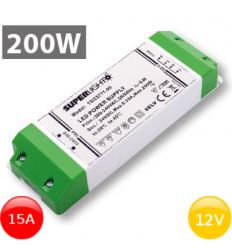 Alimentatore Switching 12V 15A 200W