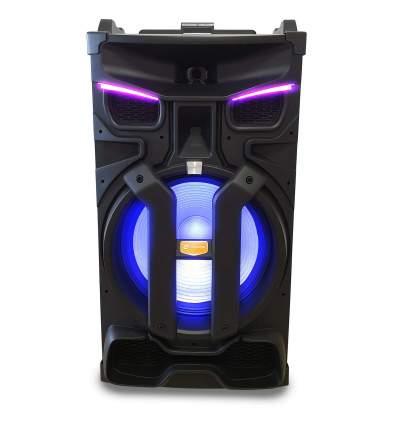 Diffusore amplificato per DJ