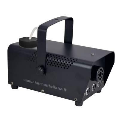 Smoke machine 700W con led