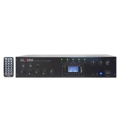 Amplificatore PA 240W con BT
