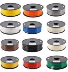 Filamenti per Stampanti 3D ABS 1kg - 3mm - Vari Colori