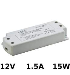 Alimentatore Switching 12V 1.5A 15W