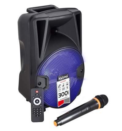 Diffusore amplificato con radiomicrofono 300W PMPO