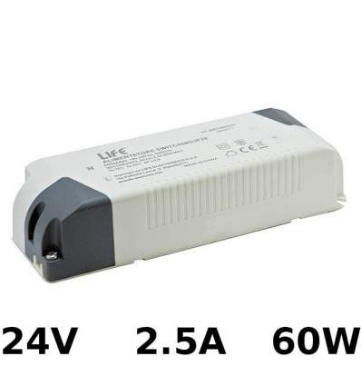 Alimentatore Switching 24V 2.5A 60W
