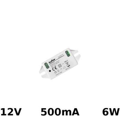Alimentatore Switching 12V 500mA 6W