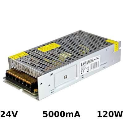 Alimentatore Switching 24V 5A 120W