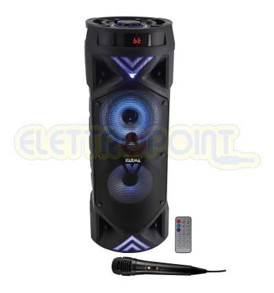 Diffusore amplificato 300W