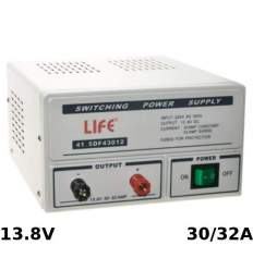 Alimentatore Switching 13,8V 30/32A