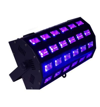 Panello led UV 24x3W