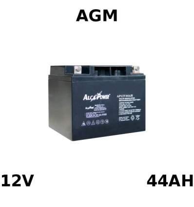 Batteria Piombo AGM 12V 44Ah