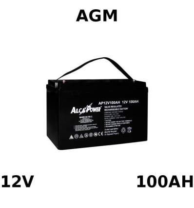 Batteria Piombo AGM 12V 100Ah