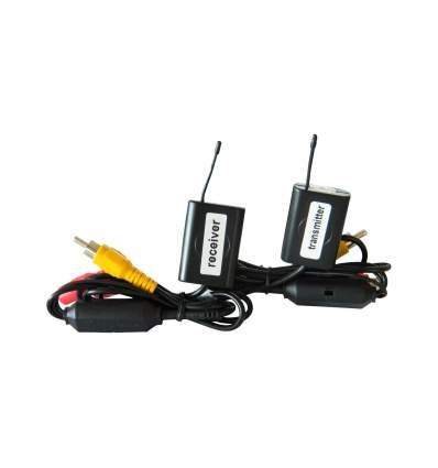 Trasmettitore e Ricevitore Video 2.4GHz Wireless