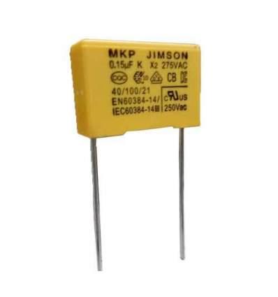 Condensatore MKP 1µF X2 275VAC - 1 pezzo