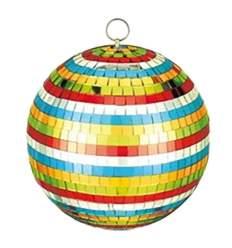 Sfera multicolore 30cm