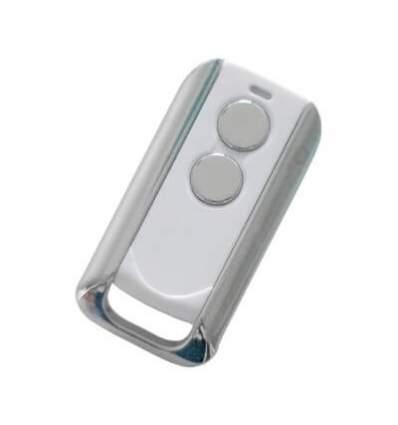 Telecomando Cancello PRASTEL SLIM2E Originale - 2 CANALI ROLLING CODE