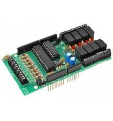 KIT - Shield I/O Expander per Arduino