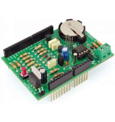 Shield Batterie per Arduino