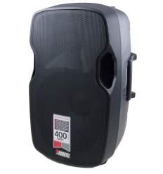 Box amplificato da 400W con USB+BT.