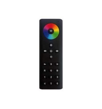 Radiocomando per Controller RGB e RGBW 6 zone