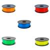 Filamenti per Stampanti 3D PLA 1kg Fluorescenti - 3mm Vari Colori