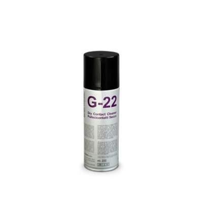 Spray Puliscicontatti Secco G-22