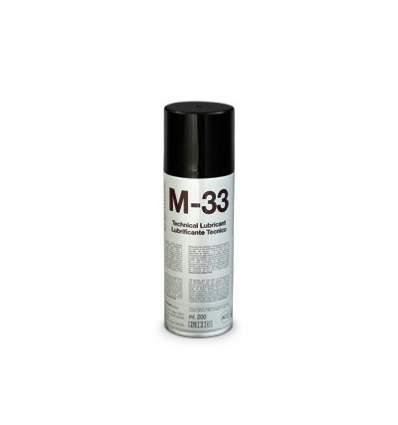 Spray Lubrificante Tecnico M-33