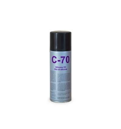 Spray Olio di Silicone C-70